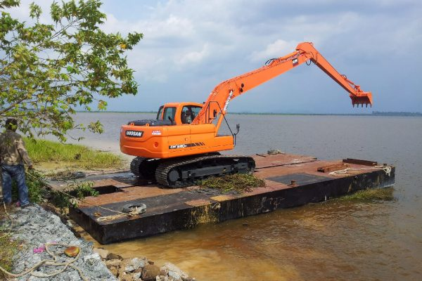 15M Long Reach Excavator Doosan DX220