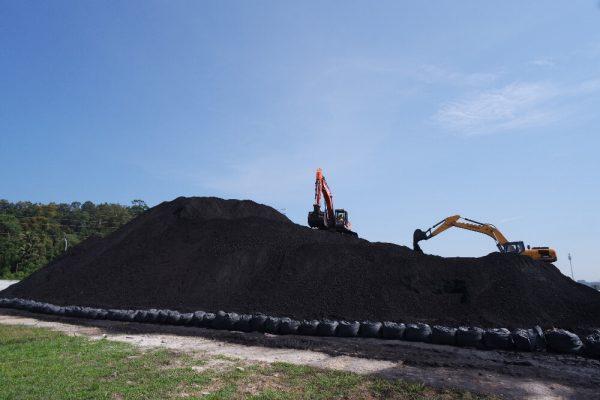 Standard Excavator Doosan DX340 Iron Ore
