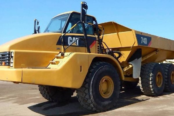 Caterpillar CAT Articulated Dump Truck