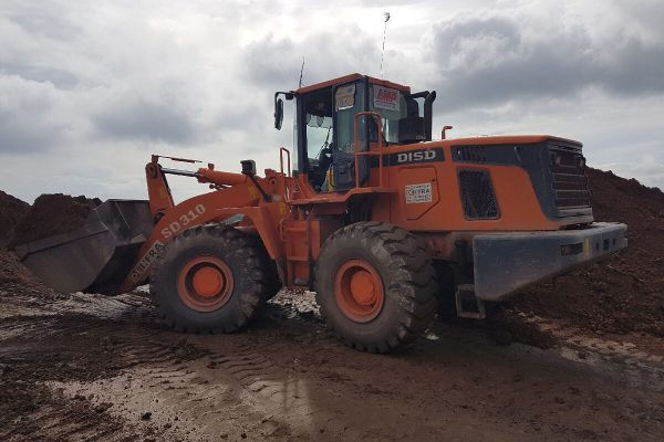 Doosan SD310 Wheel Loader