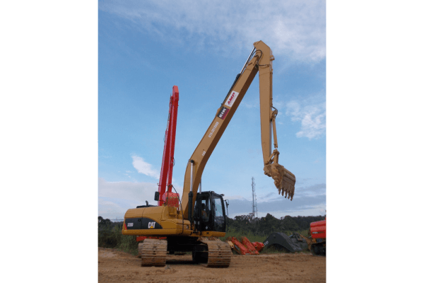 15M Long Reach Excavator Caterpillar CAT320D